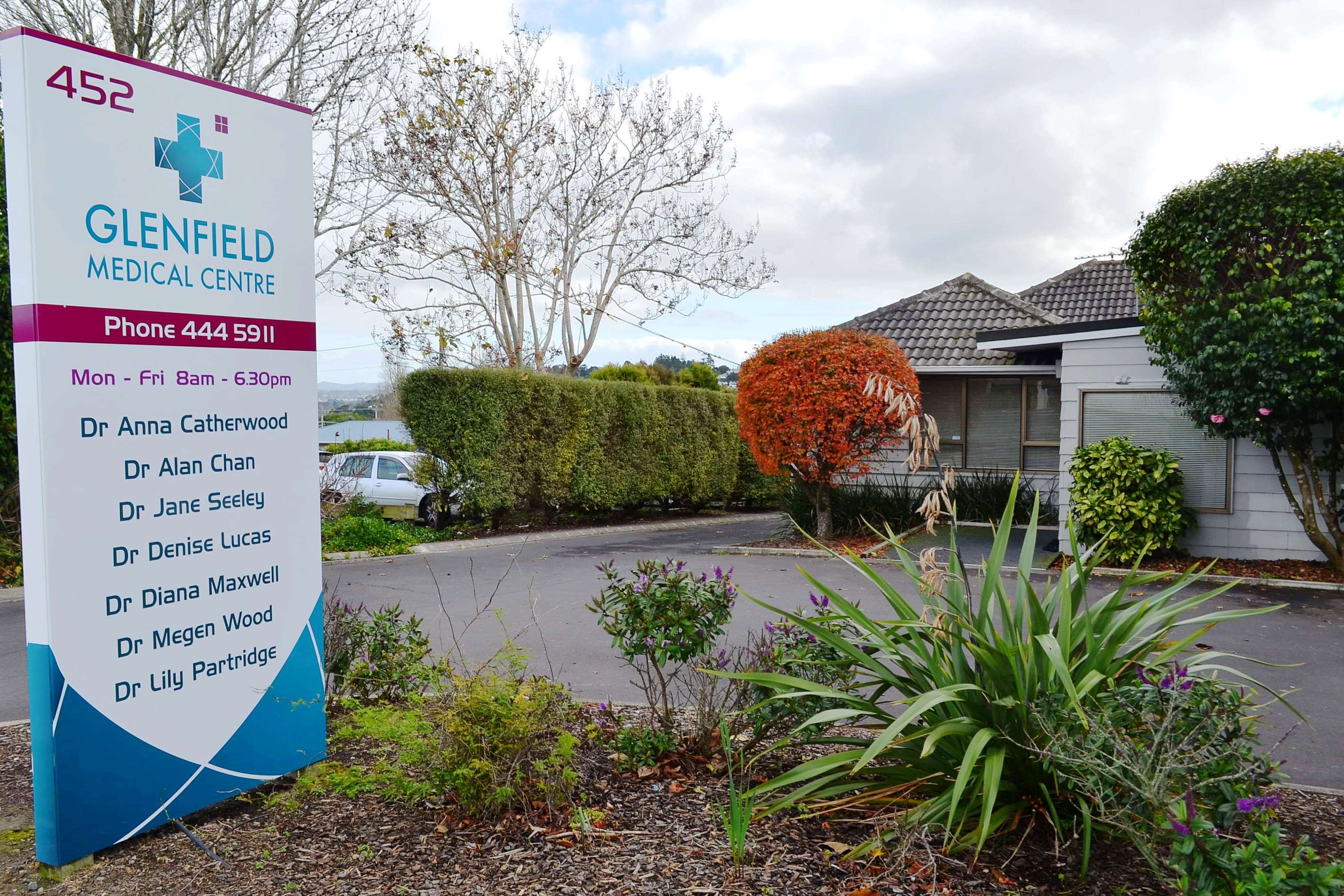 home - glenfield medical centre