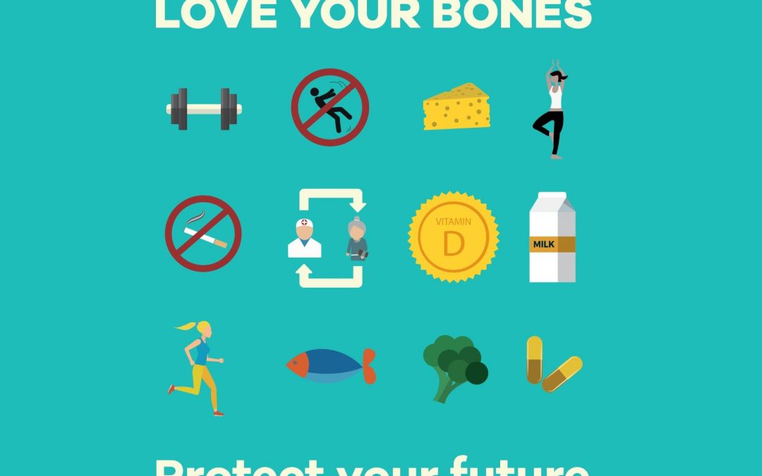 World Osteoporosis Day is October 20th